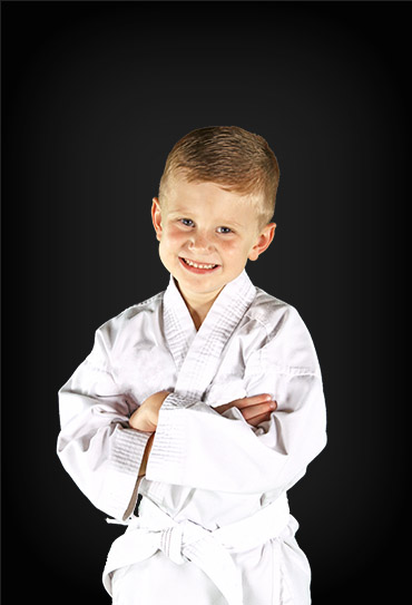 little dragons Jacob Flame's Tang Soo Do