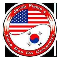 Jacob Flame's Tang Soo Do Logo