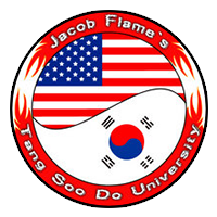Jacob Flame's Tang Soo Do Logo