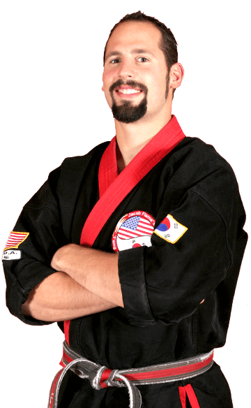 Jacob Flame's Tang Soo Do Owner